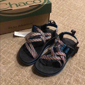 Kids Chaco ZX/1 Ecotread sandal Girls Fiesta NEW